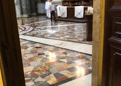 Sacristy at St. Peter's Basilica